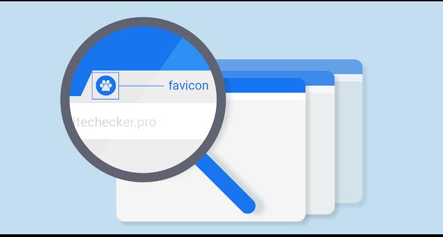cara mengganti dan memasang icon favicon di blogger