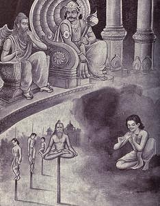 Chapter 25: Birth of Dhritarashtra, Pandu and Vidura