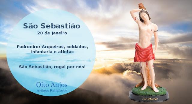 Dia 20 de Janeiro: Dia de São Sebastião
