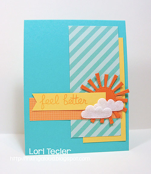 Feel Better card-designed by Lori Tecler/Inking Aloud-stamps and dies from Lawn Fawn