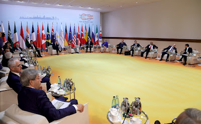 Informal meeting of the G20 Leaders.