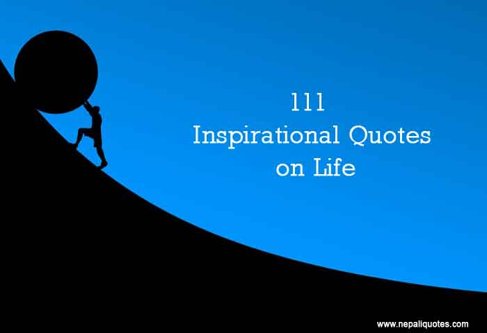 Best Inspirational Quotes on Life