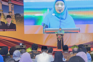 Di hadapan Ribuan Anggota ADEKSI, Wagub Ceritakan Keindahan NTB