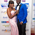 Funke Akindele and hubby JJC stun at the premiere of Jenifa in London