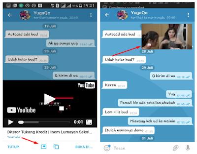 kelebihan telegram dibandingkan dengan whatsapp