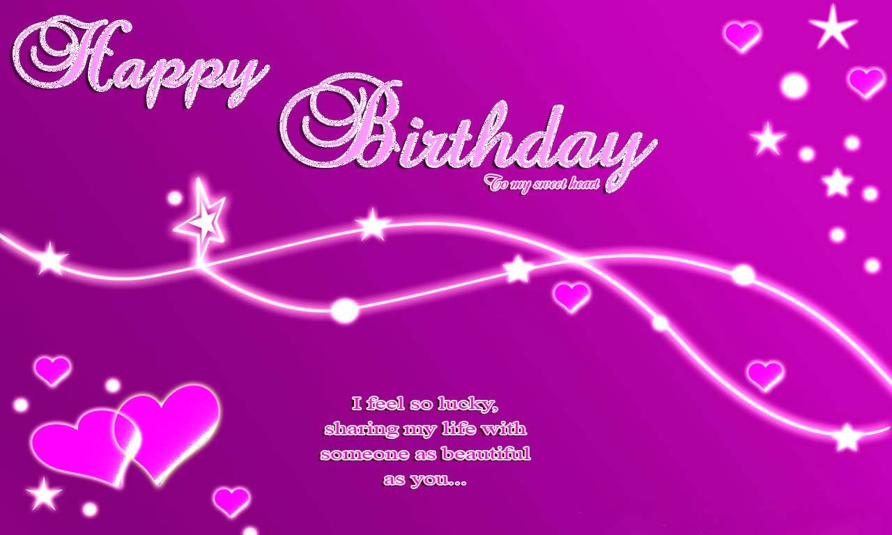 Happy birthday wallpaper free download unique wallpapers - Happy birthday card wallpaper ...