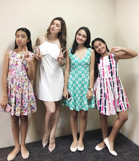 16 Times Sunshine Cruz Made People Believe That She and Her Daughters Were Just Sisters!
