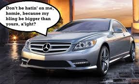 Mercedes Skämt Stjärna