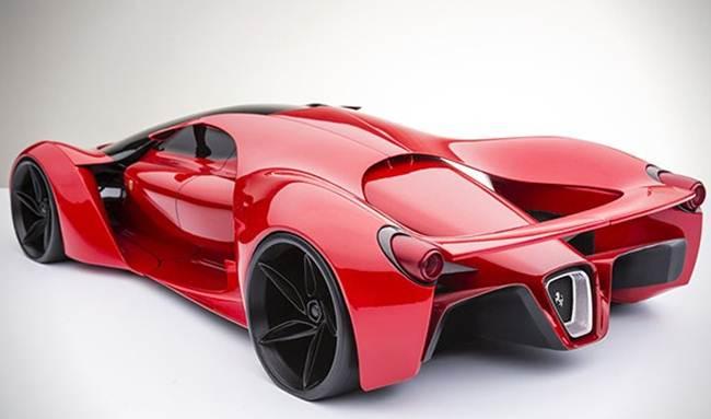 2016 Ferrari F80 Concept Specs