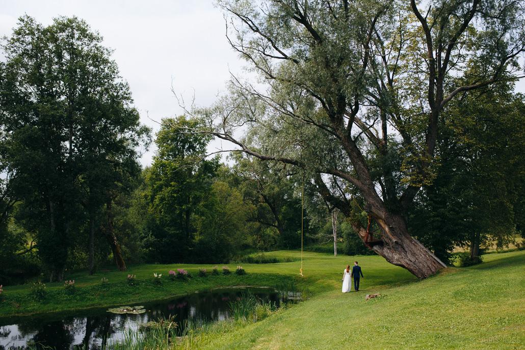 skaistas vietas kāzu fotosesijai