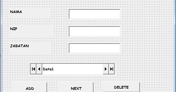 Riena's Zone !!!: Contoh Membuat Database Sederhana