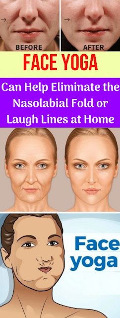 Face Yoga Can Help Eliminate the Nasolabial Fold or Laugh Lines at Home
