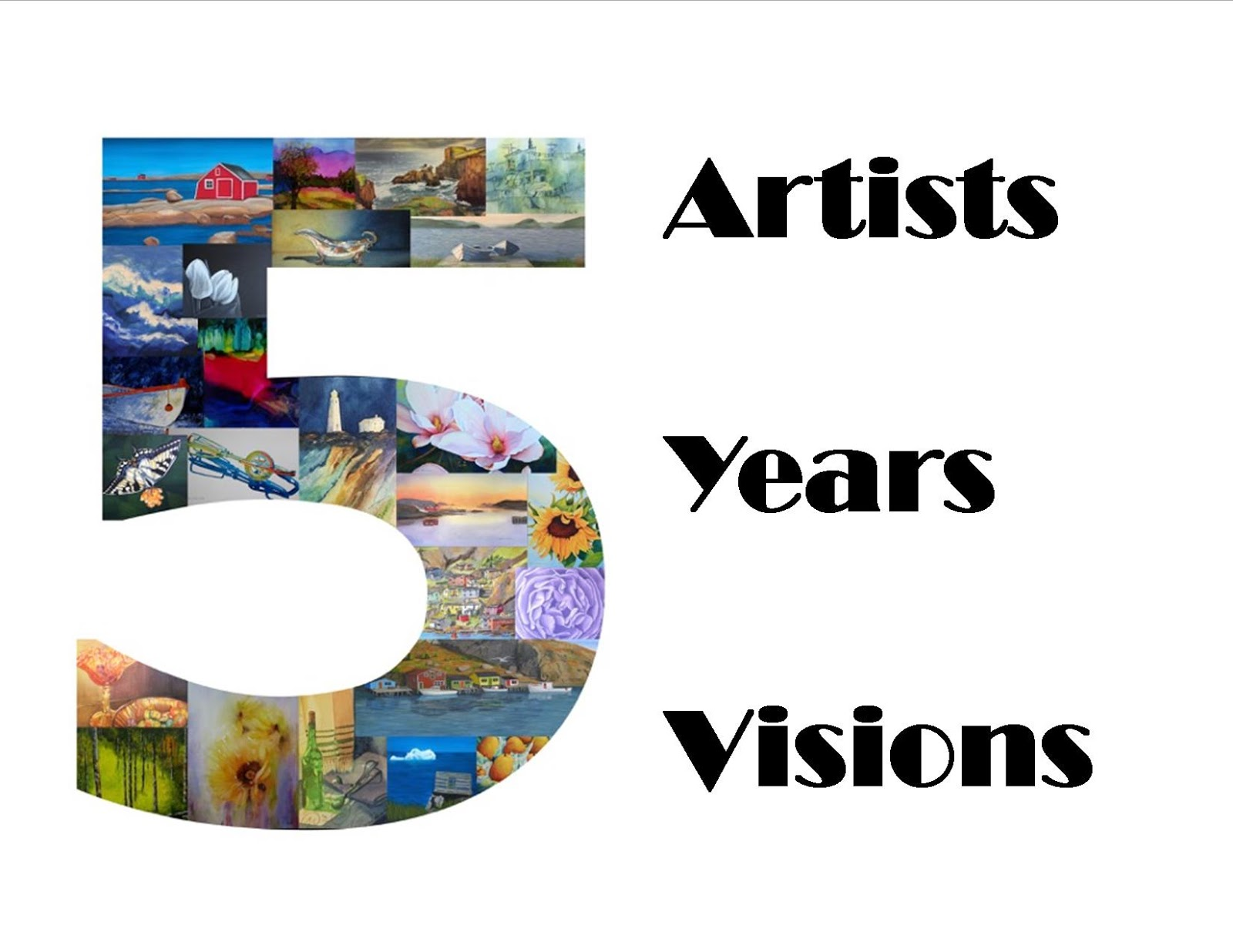 Arts Northeast: Our 5th Anniversary Exhibit & Sale