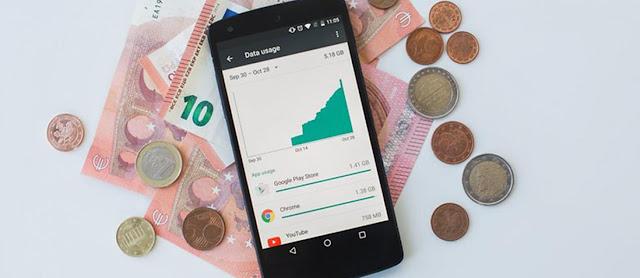 12 Cara untuk Simpan Data Kuota di Android Smartphone