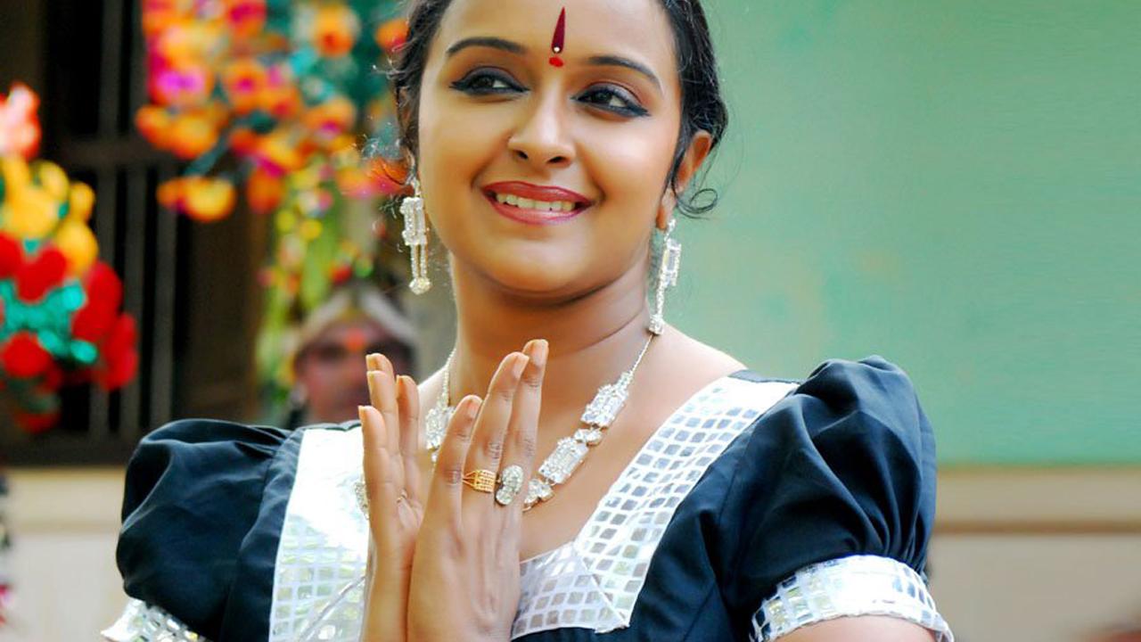 Malayalam Tv Serial Actress Mallu Malayalam Serial -7043