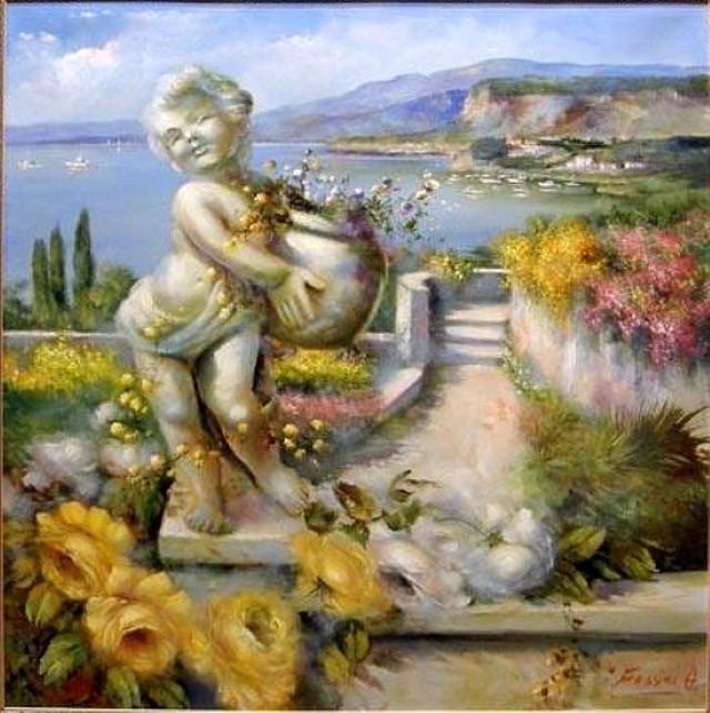 Современные художники Италии