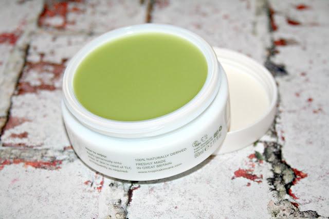 Tropic Skincare Tamanu Green Healing Balm