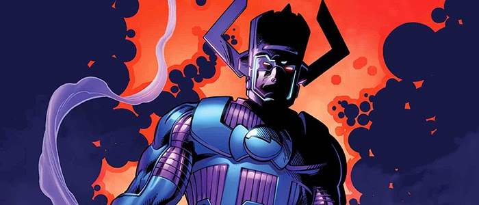Galactus looms on the cover for Cataclysm: Ultimate's Last Stand 3