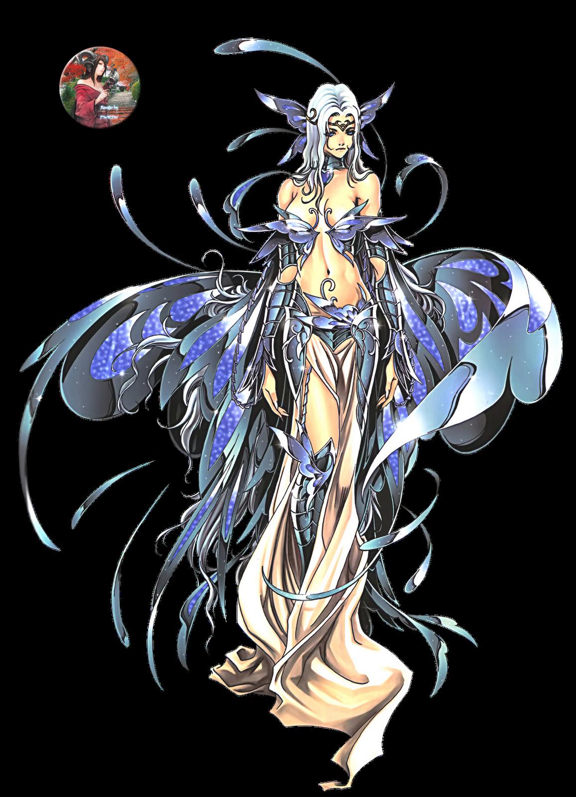 Afrodita - render