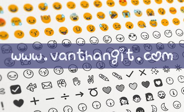 Biểu tượng cảm xúc dùng cho Facebook