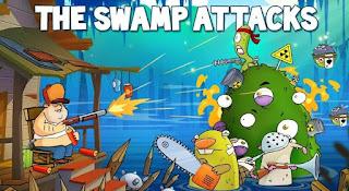 Swamp Attack | Android Games HD | Salman Games