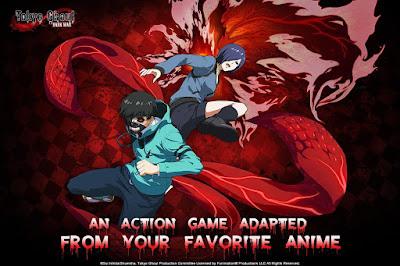 Tokyo Ghoul: Dark War Apk for ANdroid Download