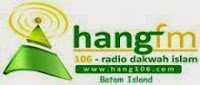 Streaming Radio Hang FM 106  Batam
