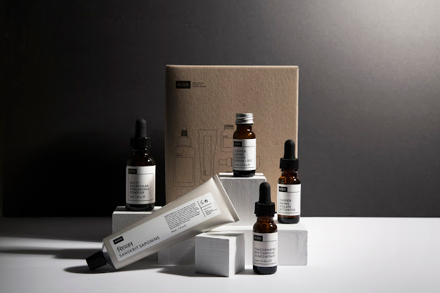 NIOD 4 Piece Dermal Science Skincare Set