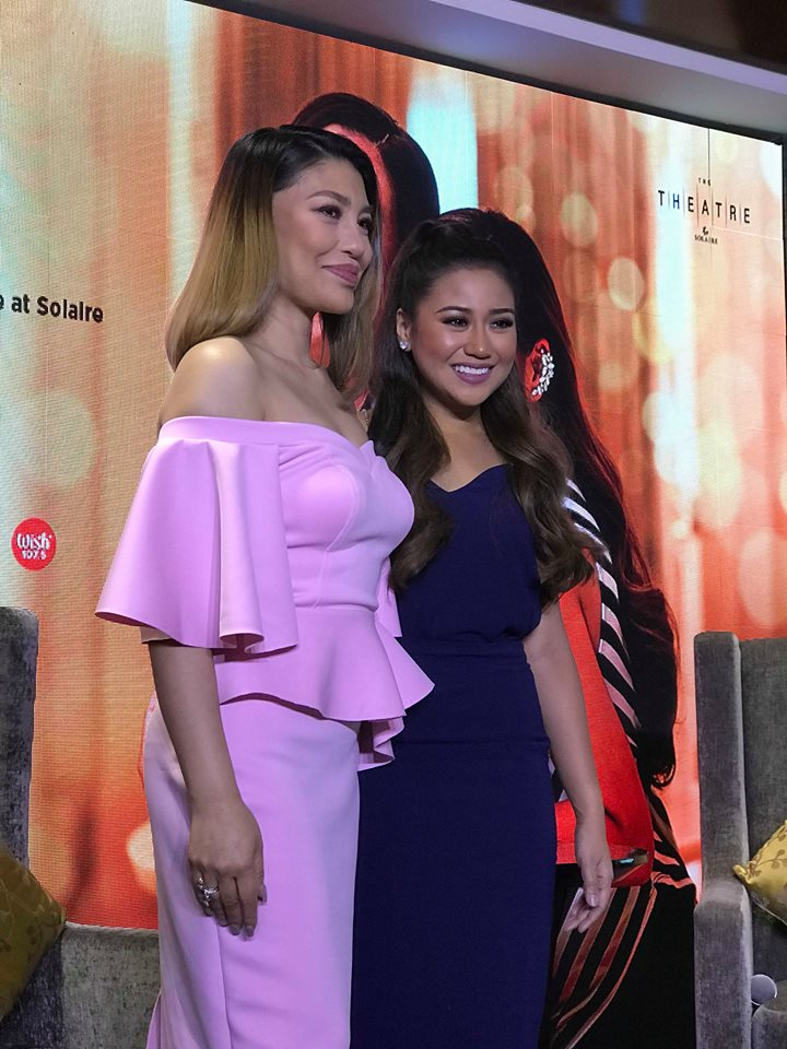 70d8c0e5bce3 As for preparations, the two singers reveal where they are at in their  respective careers. Being rather new under a bigger spotlight, Morissette  admits that ...