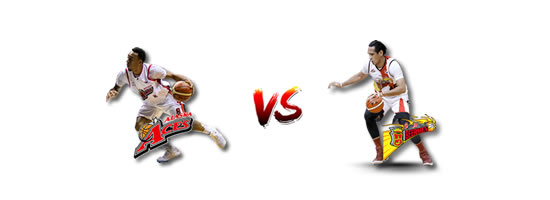 May 19: Alaska vs SMB, 5:00pm Dumaguete City