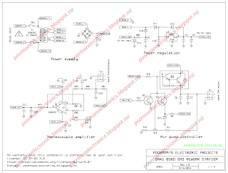 baku858_schematic_1 poorman's electronic projects schematic and teardown of baku 858d  at gsmportal.co