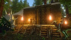ARK Survival Evolved MOD APK v1.1.14 Unlimited Amber