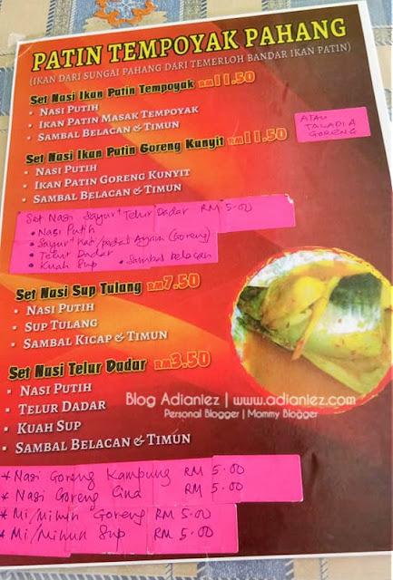 Ikan Patin Masak Tempoyak Pahang Di Melaka