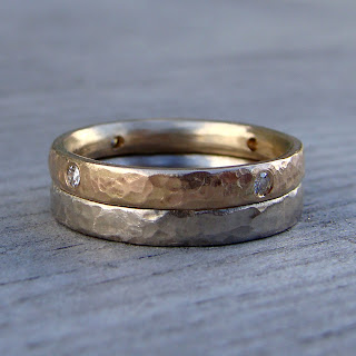 recycled stacking rings