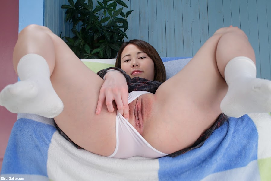 GirlsDelta 248-Yuua Emoto 榎本結亜Real Street Angels