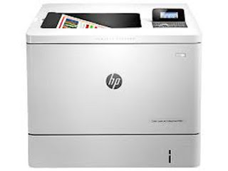 Image HP Color LaserJet Enterprise M553dh Printer