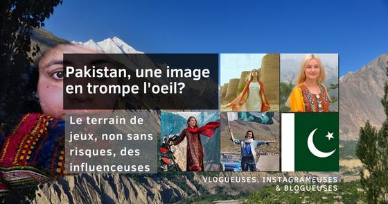 Ramla Akhtar Rmala Aalam vlogueuses intagrameuses blogueuses pakistan