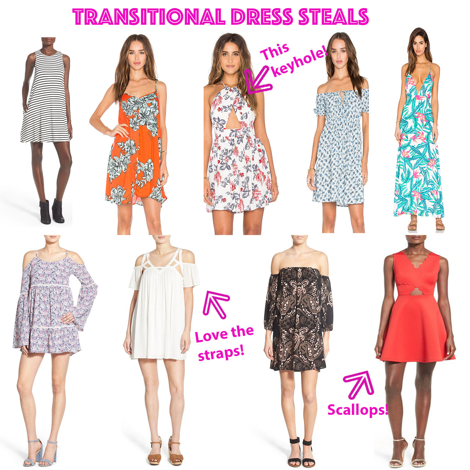 Spring Dresses You Need