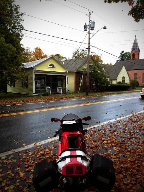 Ducati 916 New England