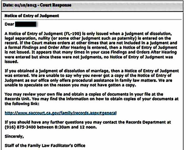 Sacramento Family Court Report Sacramento Superior Court