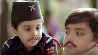 Gorkha kids in Flipkart ads