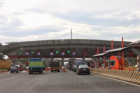 Gerbang Tol Cikupa, gerbang perbatasan Jalan Tol Jakarta-Tangerang dan Tangerang-Merak