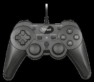 TRUST JOYSTICK GAMEPAD PS3