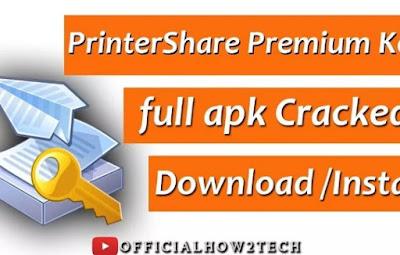 PrinterShare Premium Key Apk for Android
