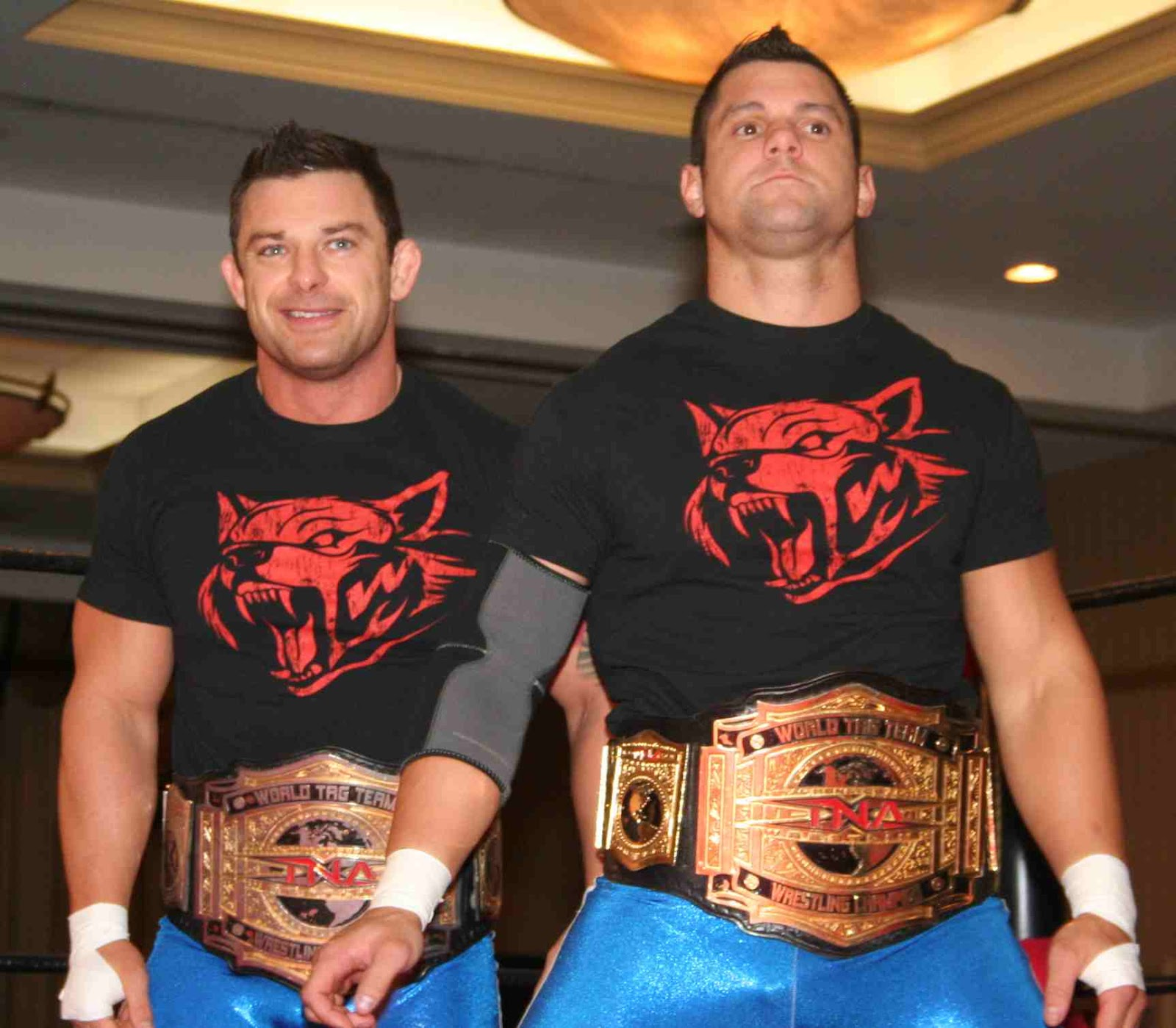 Wrestling Tag Team