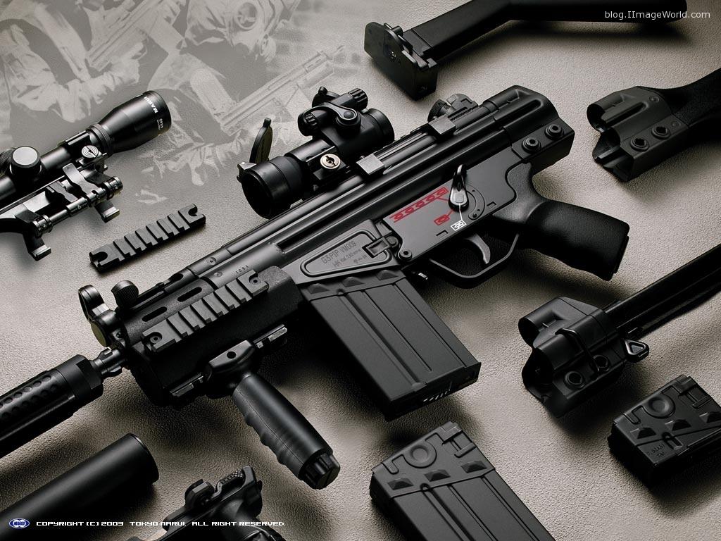 guns background hd - photo #36