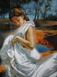 pinturas-de-mujeres-surrealismo-colorido mujeres-composiciones-surrealistas