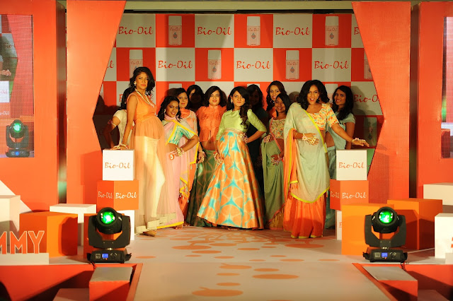 Carol Gracias Shweta Salve Pregnant Bio Oil India