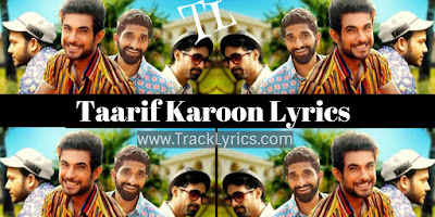 taarif-karoon-song-lyrics-sanam