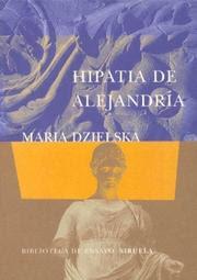 Hipatia de Alejandría / María Dzielska
